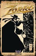 Zorro Century of Swashbuckling #1 Cvr B Lmtd Ed Toth