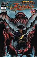 Zorro Rise of The Old Gods #2 Cvr A Calzada