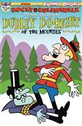 Rocky & Bullwinkle Best of Dudley Doright #1 Main Cvr