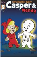 Casper And Wendy #1 Ropp Best Friends Cvr