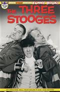 Three Stooges Four Color 1942 #1 Ltd Ed B&W Photo Cvr