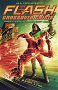FLASH-CROSSOVER-CRISIS-HC-VOL-01-GREEN-ARROWS-PERFECT-SHOT-(
