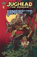 Jughead Hunger vs Vampironica #4 Cvr A Pat & Tim Kennedy (Mr