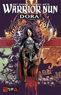 Warrior Nun Dora #1 Napoleonic Era