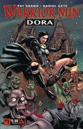Warrior Nun Dora #1 Victorian Era