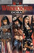 Warrior Nun Dora #1 Timeless