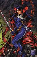 Warrior Nun #1 1997 Commemorative Var