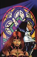 Warrior Nun #1 Avengelyne Commemorative Var