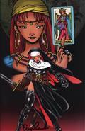 Warrior Nun #1 Scorpio Rose Commemorative Sgn Var