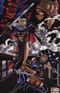 Razor #1 Warrior Nun Commemorative Var