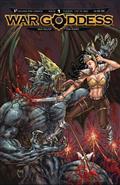 War Goddess #1 Tucson (MR)