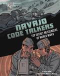 AMAZING-WORLD-WAR-II-STORIES-GN-NAVAJO-CODE-TALKERS-(C-1-1-