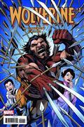 DF Wolverine #1 Special Exc Davis Cvr Sgn Miller