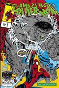 DF True Believers Spiderman vs Hulk #1 Sgn Michelinie