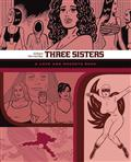 LOVE-ROCKETS-LIBRARY-GILBERT-GN-VOL-07-THREE-SISTERS-(MR)