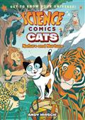 Science Comics Cats Nature & Nuture GN (C: 1-1-0)