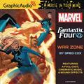 Fantastic Four Warzone Audio CD (C: 0-1-0)