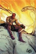 Red Range Pirates of Fireworld #1 Cvr D Ramon Perez