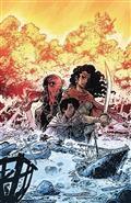 Red Range Pirates of Fireworld #1 Cvr F Bozic