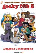 GEEKY-FAB-FIVE-HC-GN-VOL-03-DOGGONE-CATASTROPHE