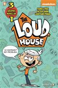 LOUD-HOUSE-3IN1-GN-VOL-02