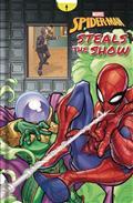MARVEL-SPIDER-MAN-STEALS-THE-SHOW-YR-HC-(C-0-1-0)