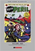 Pre Code Classics Operation Peril HC Vol 01 (C: 0-1-0)