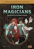 COMIC-QUESTS-VOL-05-IRON-MAGICIANS-SEARCH-FOR-MAGIC-CRYSTALS