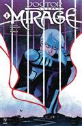 Doctor Mirage #1 (of 5) Cvr C Robles