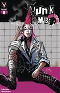 Punk Mambo #5 (of 5) Cvr C Delara