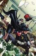 Van Helsing vs Draculas Daughter #1 (of 5) Cvr B Riverio