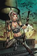 Van Helsing vs Draculas Daughter #1 (of 5) Cvr C Otero