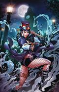 Van Helsing vs Draculas Daughter #1 (of 5) Cvr D Royle