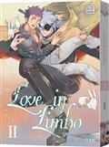 Love In Limbo GN Vol 02 (MR) (C: 1-1-2)