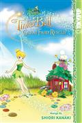 Disney Fairies Manga GN Vol 05 Great Fairy Rescue