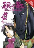 Silver Spoon GN Vol 10 (C: 1-1-2)