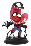 Marvel Animated Venom & Spider-Man Statue (C: 1-1-2)