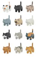 Fluffy House My Home Cat Mini Series 12Pc Bmb Ds (Net) (C: 1