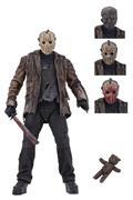 Freddy vs Jason Jason Voorhees Ultimate 7In Scale AF (C: 1-1