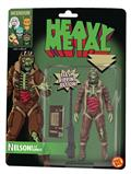 Heavy Metal Nelson B-17 Zombie Bomber 5In Action Figure (C: