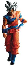 Dragonball Heroes Ultra Instinct Son Goku Ichiban Fig (Net)