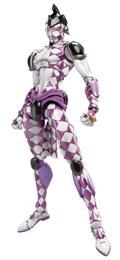 Jojos Bizarre Adv Pt 5 Chozo Kado Purple Haze AF (C: 1-1-2)