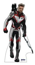 Avengers Endgame Hawkeye Life-Size Stand Up (C: 1-1-2)