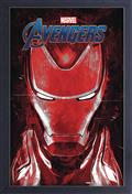 Avengers Endgame Iron Man 11X17 Framed Gel Coat Print (C: 1-