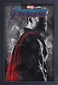 Avengers Endgame Thor 11X17 Framed Gel Coat Print (C: 1-1-2)