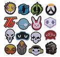 Overwatch Iron On Patches 24Pc Bmb Ds (C: 1-1-2)