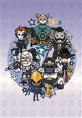 Overwatch X Tokidoki Series 3 Heroes Notebook (C: 1-1-2)