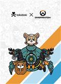 Overwatch X Tokidoki Series 3 Wrecking Ball Notebook (C: 1-1