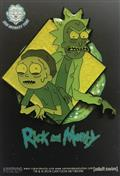 Rick And Morty Famous Moments Were The Toxins Pin (C: 1-1-2)