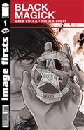 Image Firsts Black Magick #1